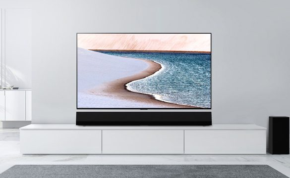 LG's New Soundbar delivers Superior Sound, Pairs Perfectly with GX Gallery OLED TVs