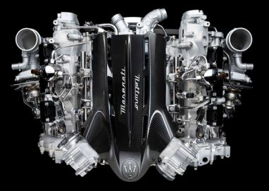 Maserati presents Nettuno: the new 100% Maserati engine that adopts F1 technology for a road car