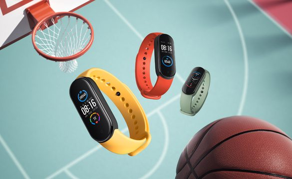 Xiaomi announces Mi Smart Band 5 in Malaysia