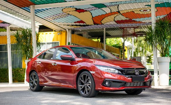 Technologically Advanced New Civic sets Higher Benchmark and remains No.1 in the C-Segment