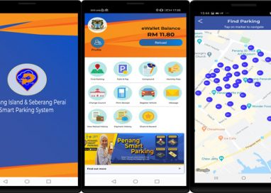 Penang Smart Parking App Now Available on Huawei Appgallery