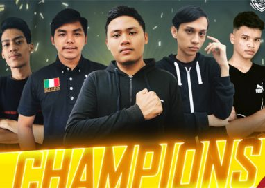 PMNC 2020 comes to an end, LX ESPORT crowned as Champion
