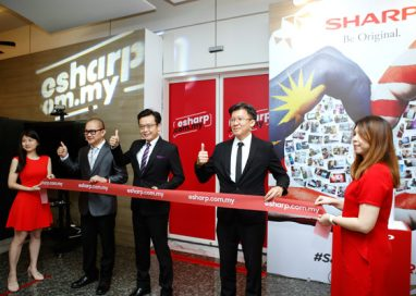 Sharp New Remote Life Solutions, Ecosystems to spur Economic Momentum