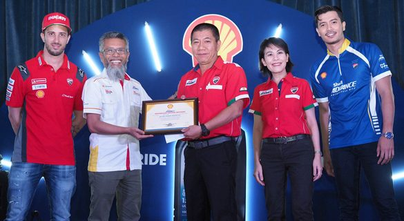 Shell Advance #OutrideAnything Campaign aims to rally Bikers, Inspire Mechanics
