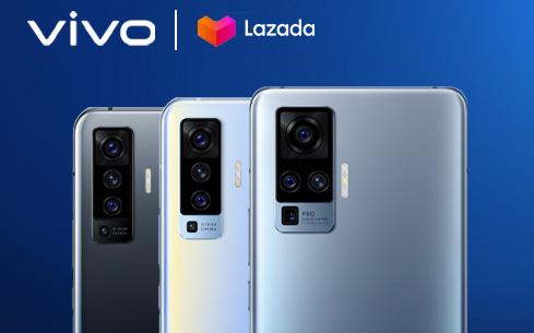 Lazada Pre-Order Exclusive: Grab your vivo X50 Series Now!