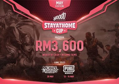 Yoodo Stay At Home Cup 2020 Shines Spotlight on Local eSports Talent