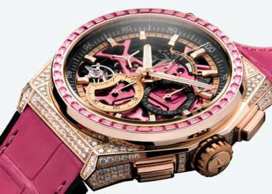Pink for Summer, Pink for Hope: Zenith takes on a worthy cause for Women with the DEFY 21 Pink Edition
