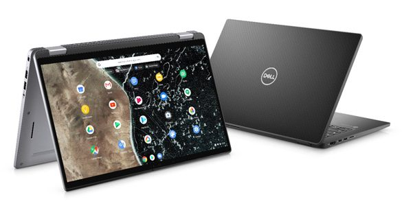 New Dell Latitude Chromebook Enterprise Provides the Confidence Businesses Need to Embrace Work from Anywhere