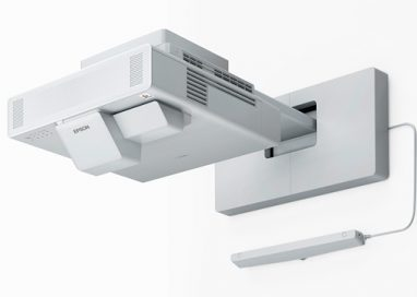 Epson announces launch of New Innovative Ultrashort Throw Interactive Laser Projectors with Ultra-Wide Displays