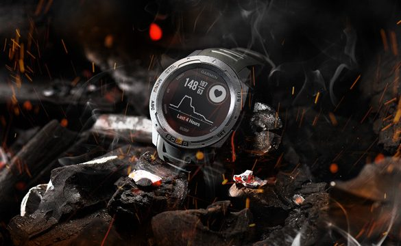 Garmin broadens solar charging technology to popular adventure smartwatches