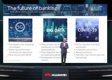 5G will unleash Power of Data-Drive Intelligent Finance: Huawei