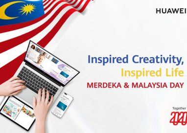 Inspired Creativity, Inspired Life: Huawei celebrates Merdeka & Malaysia Day with Month-Long Promotions