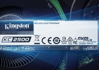 Kingston launches Next-Gen KC2500 NVMe PCIe SSD in Malaysia