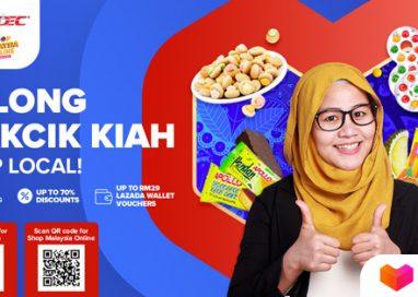 Lazada Backs Malaysia's Digital-led Economic Recovery with 'Buy Malaysia' and 'PENJANA Shop Malaysia Online'
