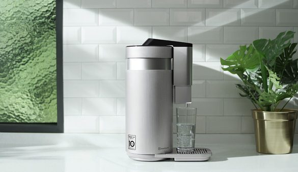 LG Electronics takes a Step Forward on Hygiene and Safety with LG PuriCare 4-WARD Tankless Water Purifier