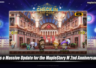 Maplestory M celebrates Two Year Anniversary with the Arrival of Two Resistance Classes