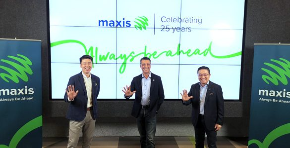 Maxis makes commitment to enable customers to Always Be Ahead in a changing world
