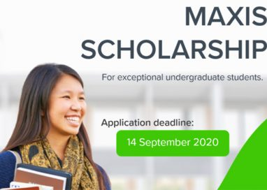 Maxis launches three new scholarships in building future technology and innovation leaders