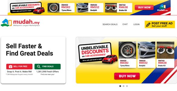 Drive & Ride Safely with Amazing Discounts on Mudah.my's Merdeka Auto Accessories Sale