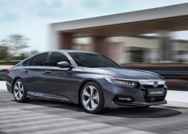 The Honda Accord continues to dominate D-Segment in Malaysia
