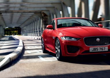 New Jaguar XE: The Sports Sedan Redefined
