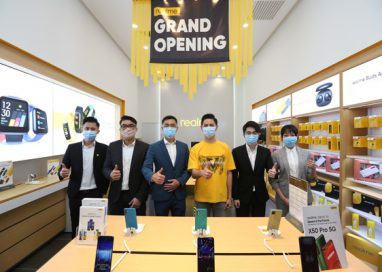 realme Malaysia going strong with New Experience Store at NU Sentral Kuala Lumpur