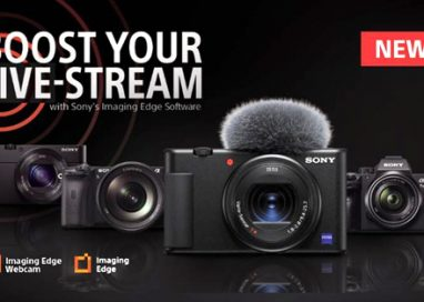 Sony Announces a New Solution for Easy, High-quality Live Streaming and Video Calls, Compatible with 35 Sony Camera Models at Launch