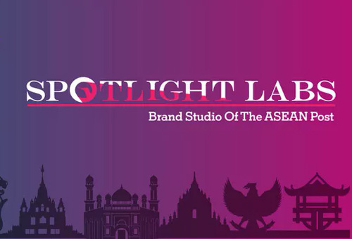 Spotlight Labs: Southeast Asia's First Brand Studio Goes Live!