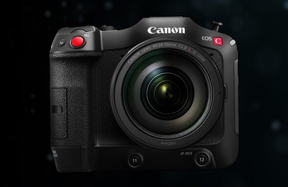 Canon announces EOS C70 — the first Cinema EOS Camera equipped with an RF mount