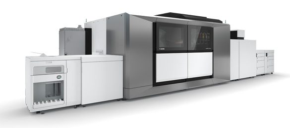Canon launches New varioPRINT iX-series Sheetfed Press