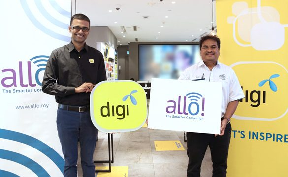Digi partnership with Allo expands Home Broadband Service to more Malaysians