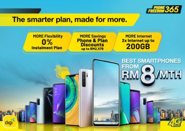 Digi PhoneFreedom 365: The Smarter Phone Installment Plan made for more