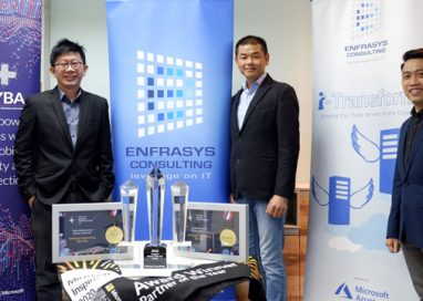 Homegrown Tech Enabler: Enfrasys drives Malaysian Organizations' Digitally Forward