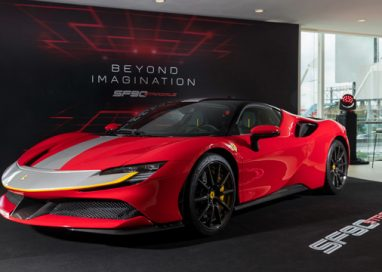 Ferrari Malaysia introduces the SF90 Stradale – Ferrari's New Series-Production Hybrid Supercar