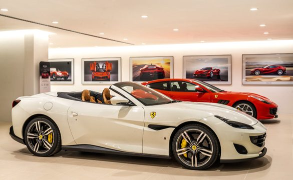 Ferrari Malaysia's newly renovated Flagship Showroom is revealed