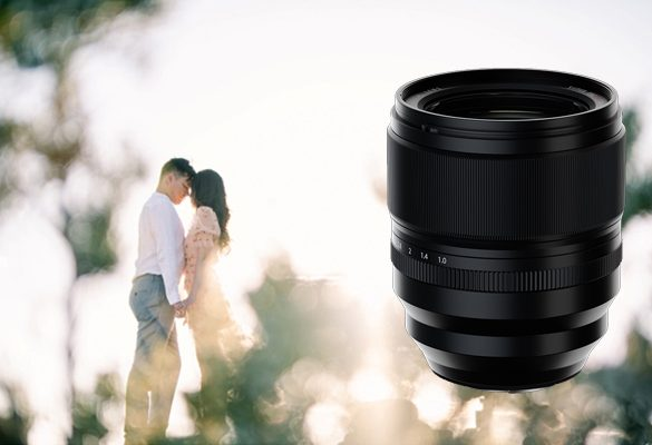 Heralding a new age of portrait photography –  FUJINON XF50mmF1.0 R WR Lens