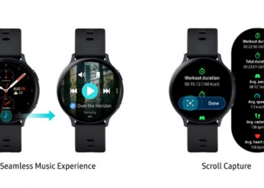 New Software Updates enable Galaxy Watch Active2 Users to Live Healthier and More Conveniently