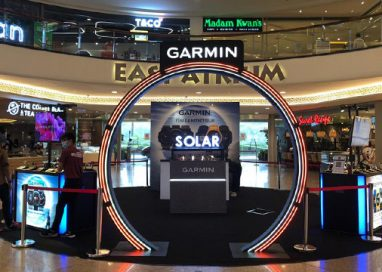 Garmin Malaysia is running a Malaysia Day Roadshow in Mid Valley Megamall KKL