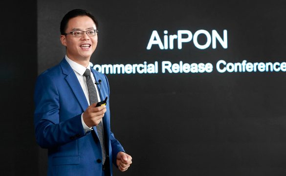Huawei announces Commercial Release of AirPON solution for Agile FMC Access