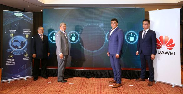 Huawei Malaysia and Serba Dinamik join hands as Partners in Digitalization