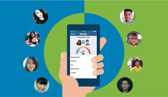 Match, Meet, Marry: The First Matchmaking Mobile App Developed by Top Matchmaker, Joompa, launches in Malaysia