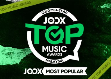 Spotlight on local artists! First-ever JOOX Malaysia Top Music Awards (Mid Year 2020) celebrates the best of Malaysian music along with international favourites