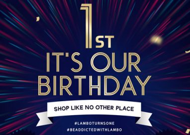 LamboPlace celebrated their 1st Anniversary with Real Deals for Both Merchants and Consumers: Giveaways, Subsidies, Daily Discounts and More!