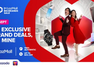 Lazada revamps LazMall with 99 Lazada Exclusive Brand Deals for its 9.9 Big Brands Sale