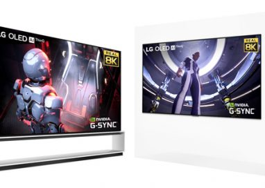 LG's 8K OLED TVs take PC Entertainment to New Heights with Most Advanced Gaming Capability