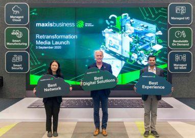 Maxis calls on organisations to rethink Digital Transformation Strategy through Retransformation
