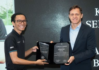 Mercedes-Benz Malaysia commends 54 trainees of the Advance Modern Apprenticeship Class of 2020