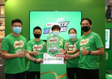 MILO Champions Clinic: E-Coaching launch breaks new grounds for MILO's grassroots sports