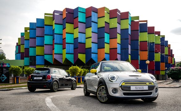 MINI Malaysia unveils the MINI Electric First Edition