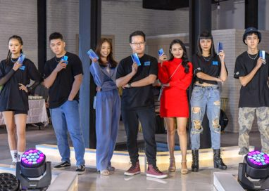 OPPO unveils All New Reno4 Pro Galactic Blue and Collaboration with Christy Ng and Pestle & Mortar Clothing